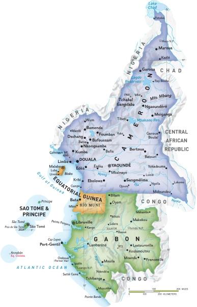 Equatorial Africa