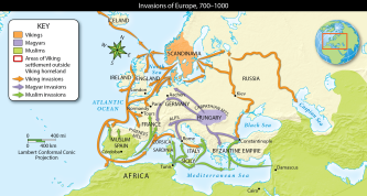 Invasions of Europe 700-1000-01
