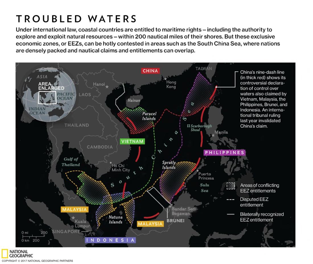 south china sea portfolio