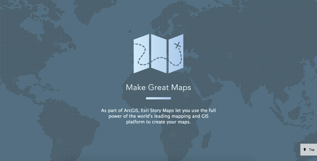 Story Maps Arcgis Latest Developments In Oceanographic - Esri story maps